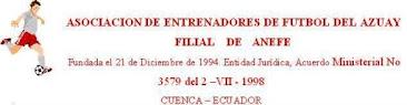 ASOCIACION DE ENTRENADORES DE FÚTBOL DEL AZUAY