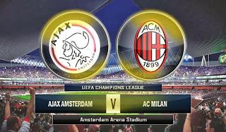 Ajax vs AC Milan