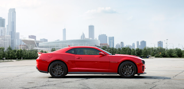 2013 Chevrolet Camaro ZL1 Review & Images