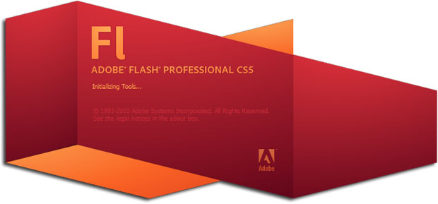 flash professional cs