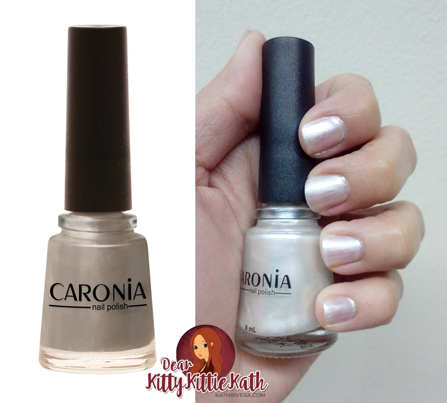 Caronia Nail Polish White Rose