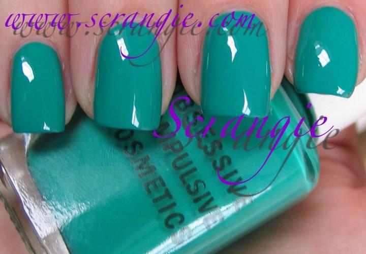 Scrangie: Even more polish shades from Obsessive Compulsive Cosmetics.