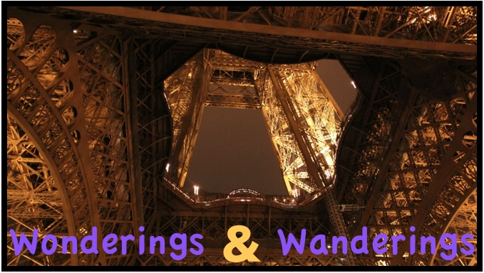 Wonderings and Wanderings