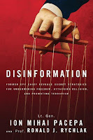 Disinformation: Former Spy Chief Reveals Secret Strategy for Undermining Freedom, Attacking Religion, and Promoting Terrorism