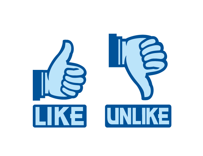 Funny Things to Like Facebook