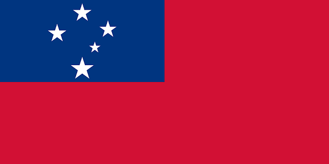 Imag Bandera Samoa Occidental