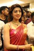 Pranitha glamorous photos at VRK Silks-thumbnail-4