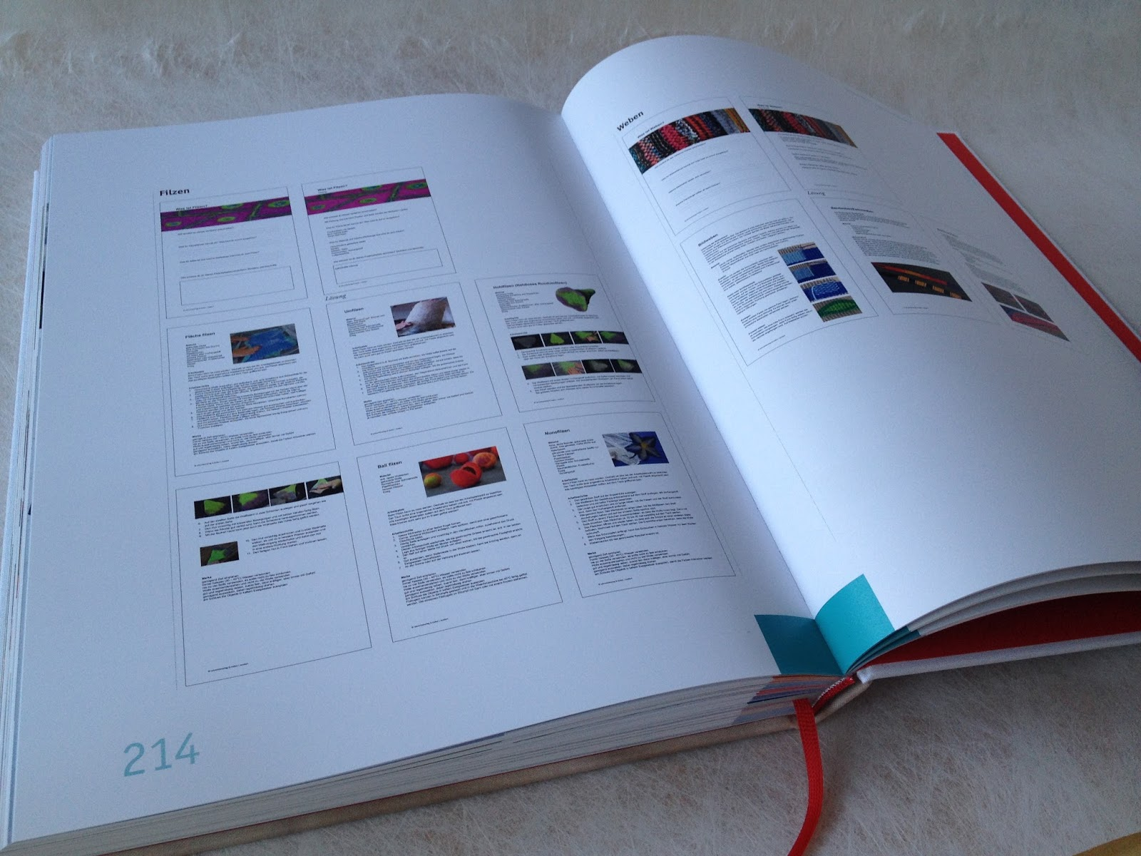 Textile Art Forum: Bücher!Bücher!Bücher!