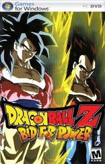 FREE DOWNLOAD GAME Dragon Ball Z: Bid For Power (PC/ENG) GRATIS LINK MEDIAFIRE