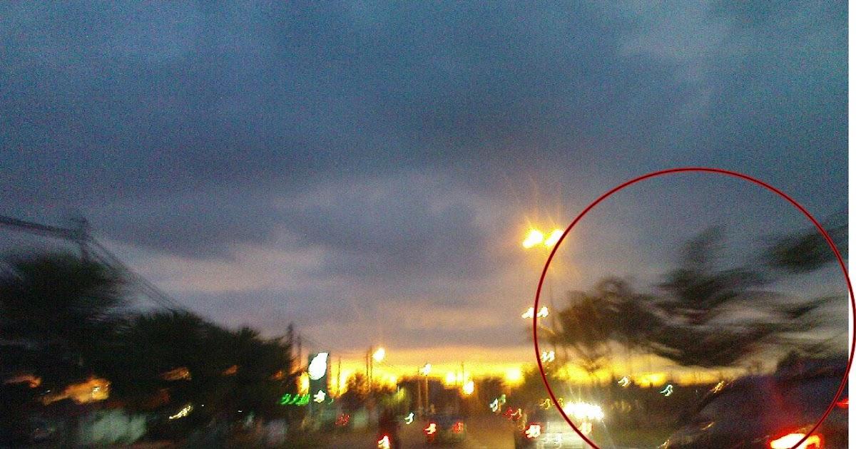 Gambar Hantu: Penampakan Gambar Hantu Pocong Di Taiping?
