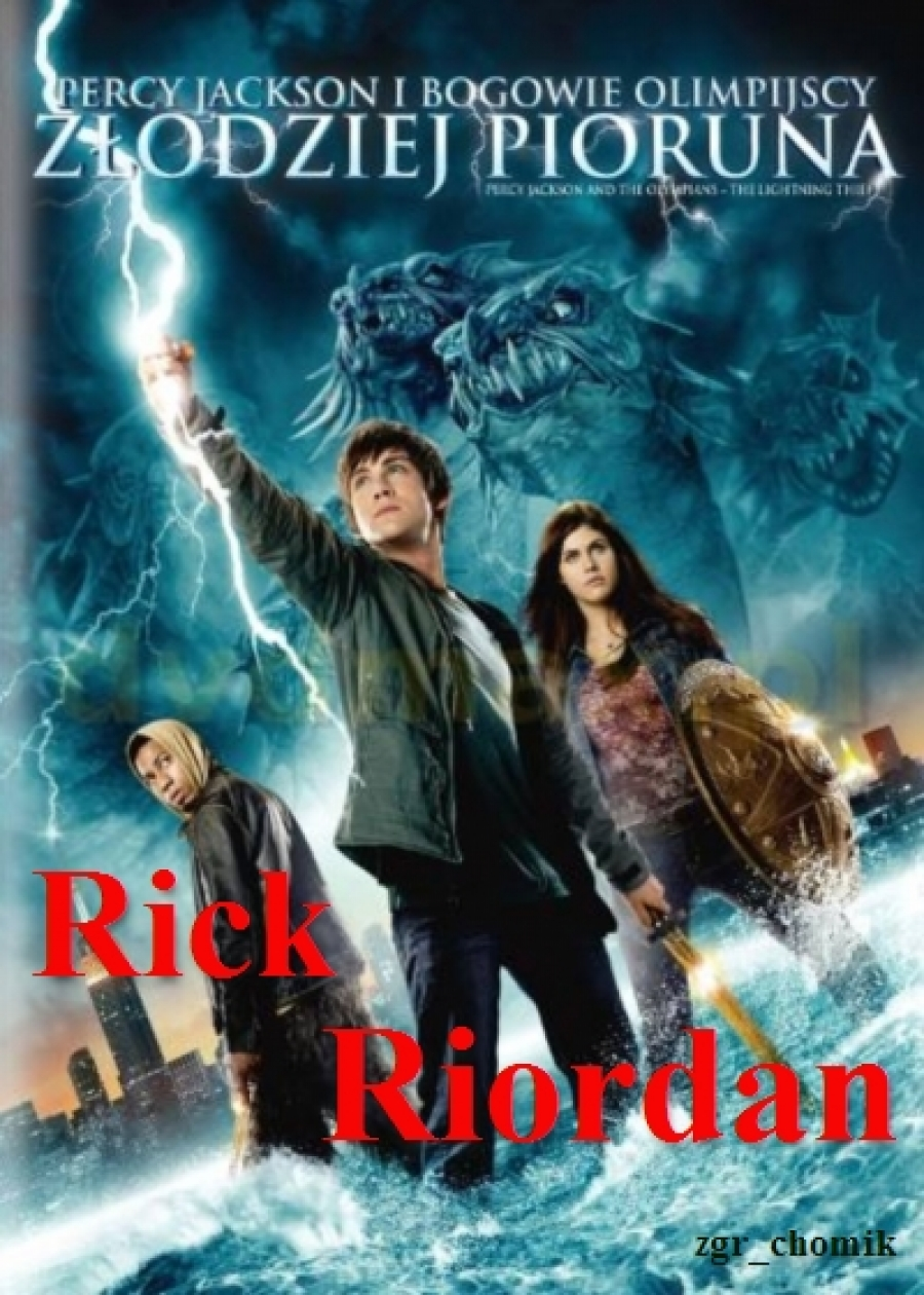 Percy Jackson Lightning Thief Cover The Hippest Pics