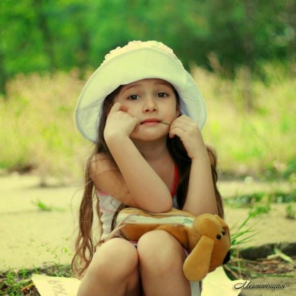 Little Loli salah satu anak tercantik di dunia