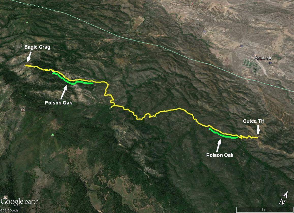 Cutca trail