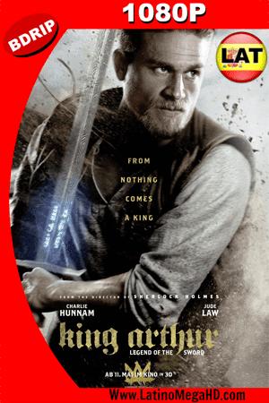 El Rey Arturo: La Leyenda de la Espada (2017) Latino HD BDRIP 1080P ()