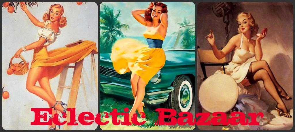 Eclectic bazaar