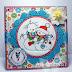 A Sugar Nellie Snowmen Christmas card