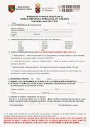 FICHA DE INSCRIPCIÓN-IMPRESOS