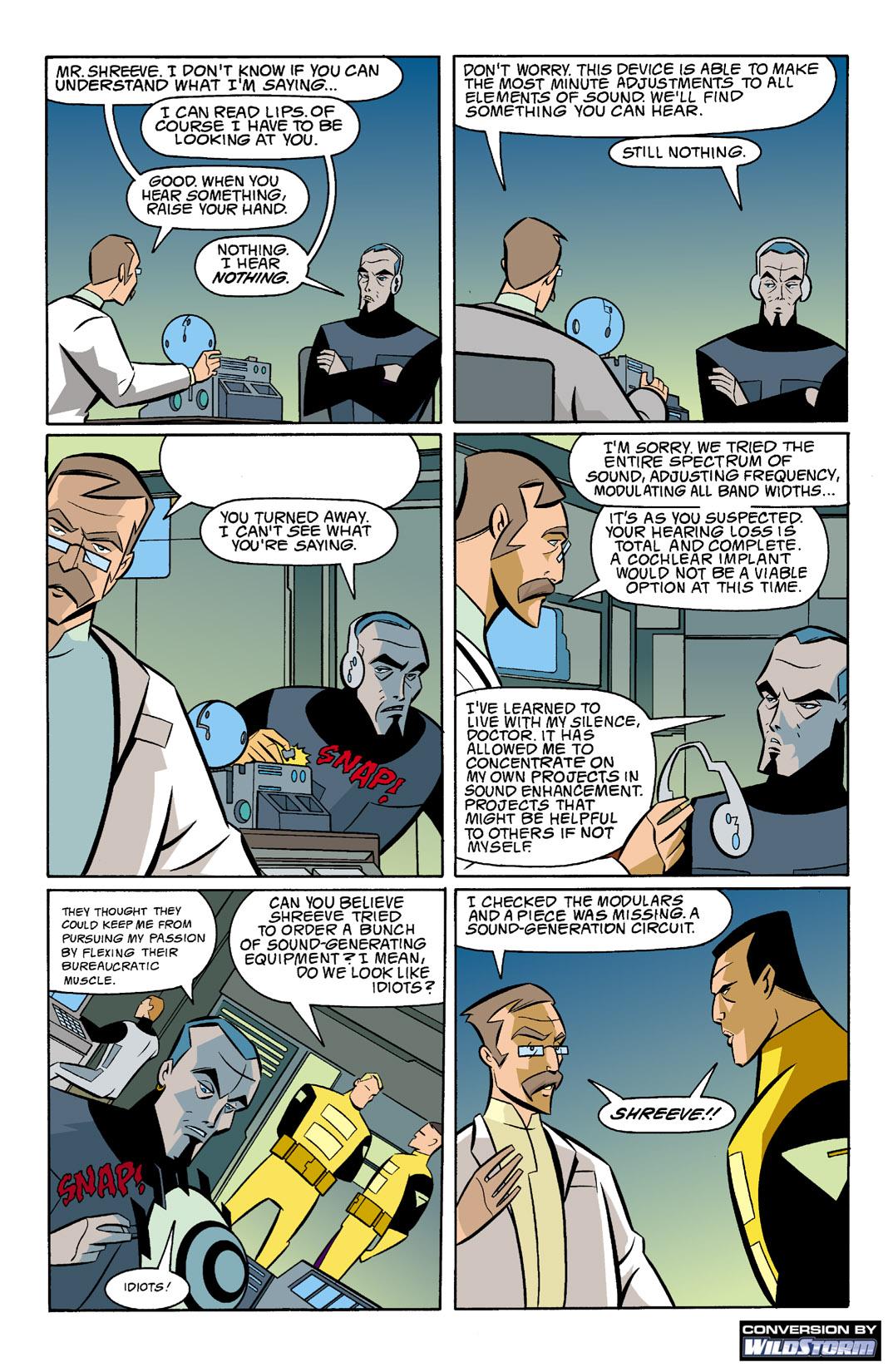 Batman Beyond [II] Issue #5 #5 - English 2