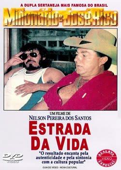 Filme Estrada da Vida : Milionário & José Rico   Nacional