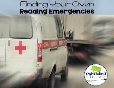 Finding Your Own Reading Emergencies