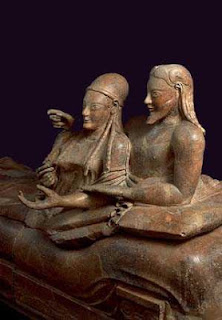Il Segreto degli Etruschi: visite guidate x bambini Roma 19/10/13 h.16.00