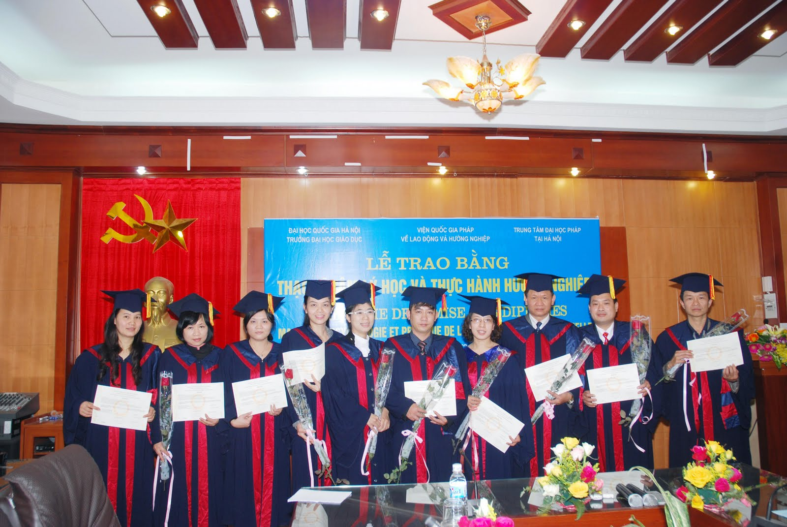 Master Degrees of Psychology in Vietnam