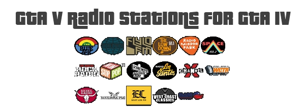 how to change radio station in gta 4 pc