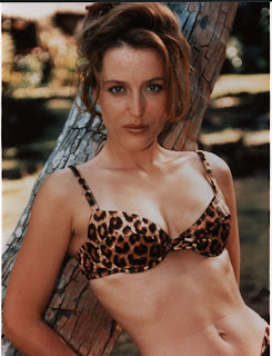 ... Actress Pictures & Wallpapers: Hollywood Hot Actress Gillian Anderson