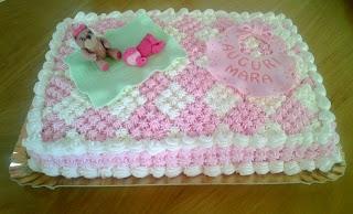torta di battesimo