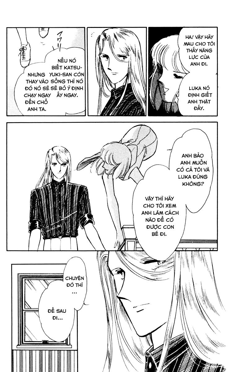 Umi no Yami, Tsuki no Kage chap 37 - Trang 24