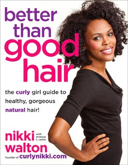 better than good hair the book