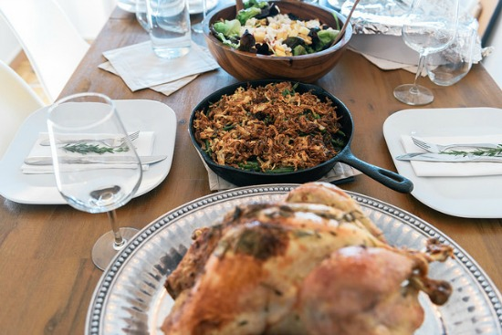 Green Bean Casserole With Crispy Onions The Lausanne Guide