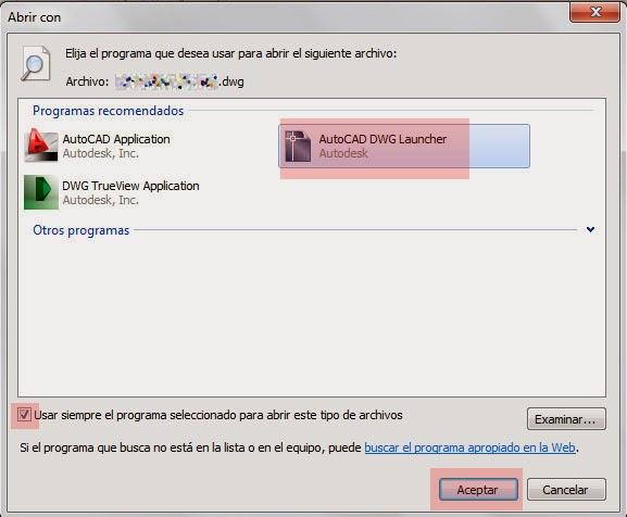 Como visualizar y cambiar versi n de archivos dwg sin for Archivos de cad