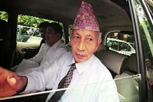 GNLF chief, Subash Ghisingh