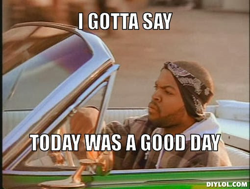 Today Was A Good Day By Ice Cube Video