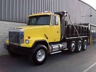 AutoCar Dump Trucks-3