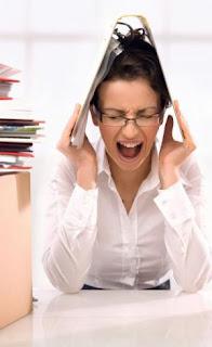 Emosional akibat suara bising dirumah