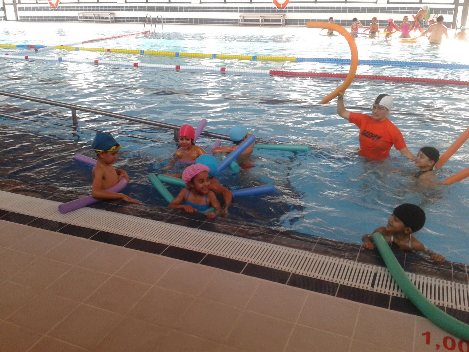 primero piscina