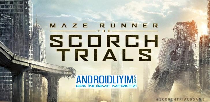 Maze Runner The Scorch Trials Labirent Ateş Deneyleri Android Para Hileli MOD APK İndir - androidliyim