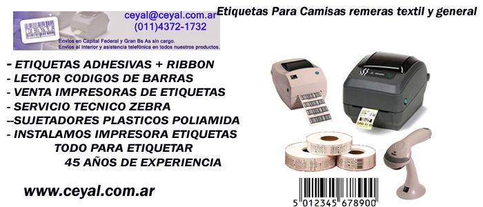 comprar impresoras zebra etiquetas codigos de barras buenos aires argentina