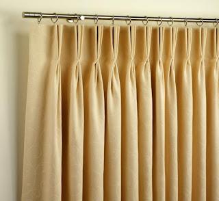 Adenir cortinas e persianas cortinas modernas - Comment faire des rideaux a plis francais ...