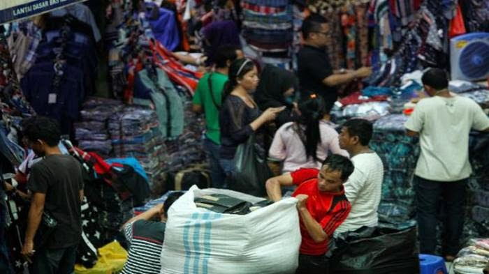 Paket Grosir Busana Muslim Super Murah Tanah Abang