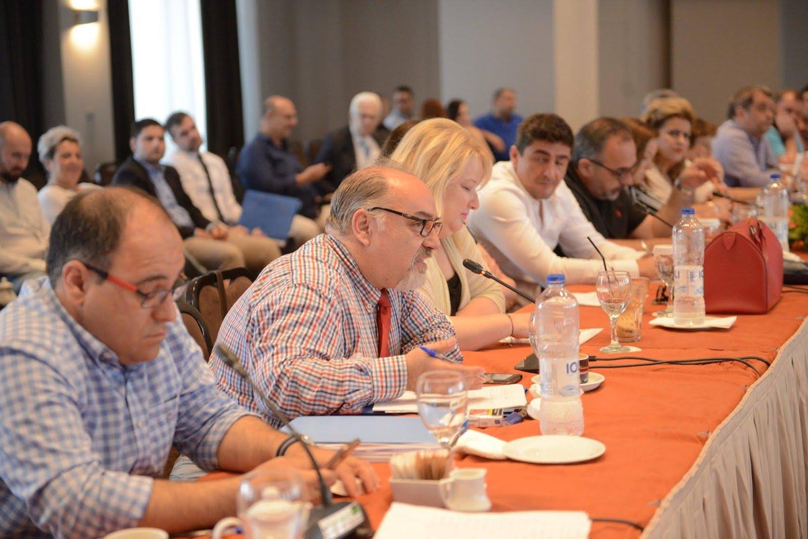 Ολομέλεια Προέδρων Δικηγορικών Συλλόγων Ορεστιάδα - Αλεξ/πολη 16/17-6-2018