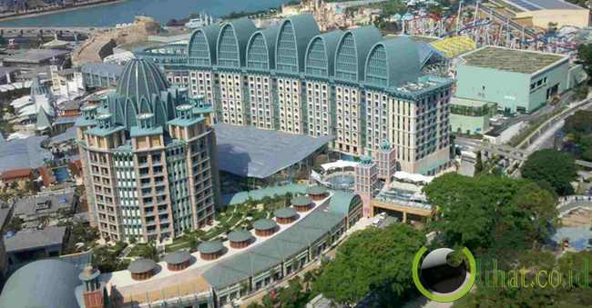 Resorts World Sentosa, Singapura
