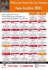 FERIA DE SAN ISIDRO 2011