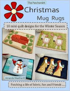 CHRISTMAS MUG RUGS (Paperback via Amazon.com)