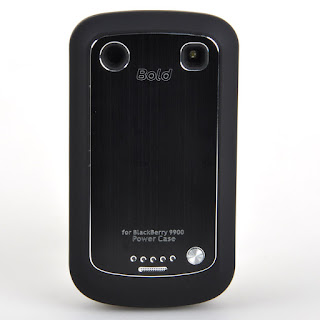 2000mAh External Battery Backup Power Charger Case Cover for Blackberry 9900 IFA