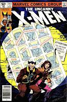 Marvel Comics X-Men #141 cover image