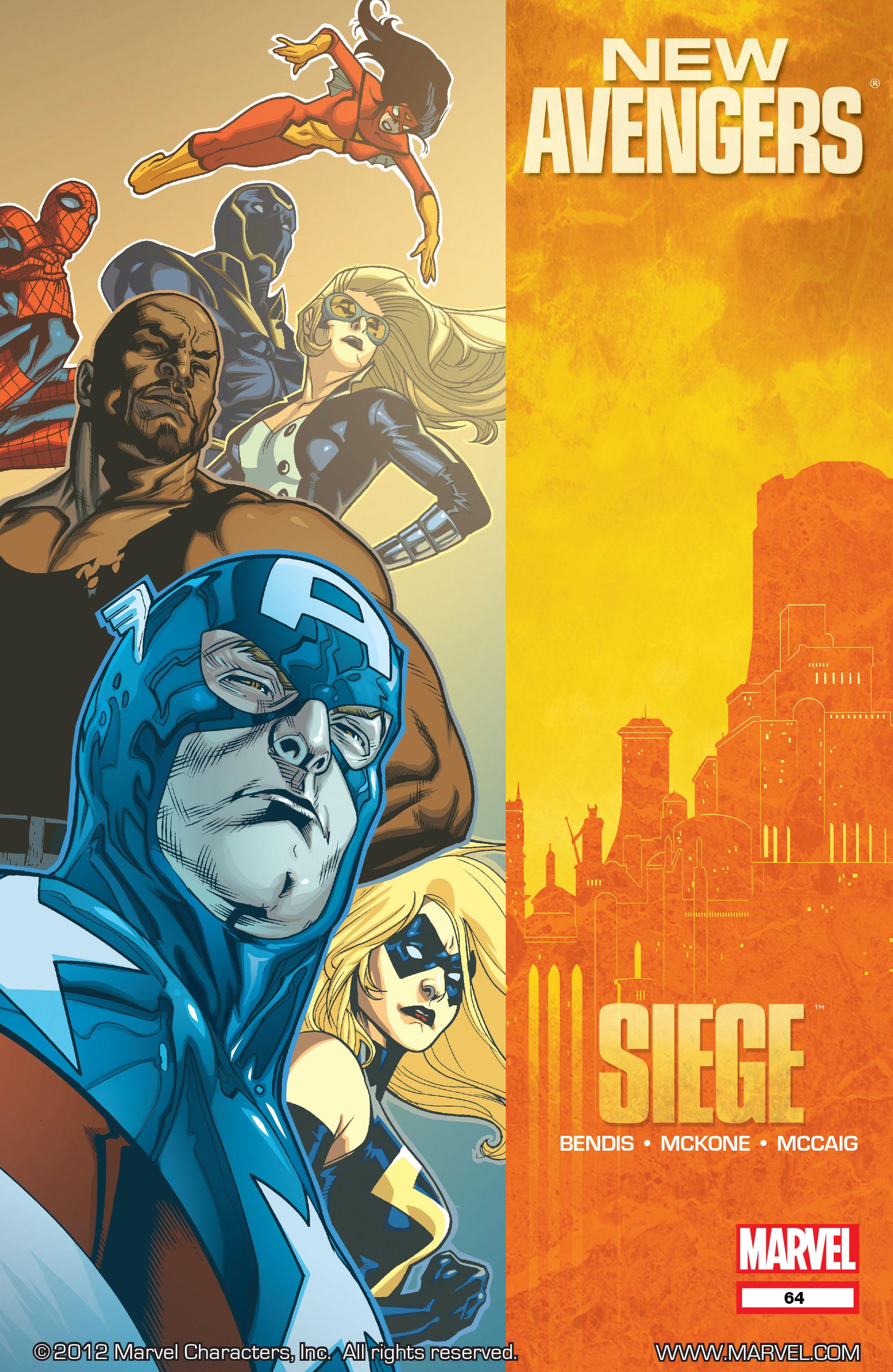 New Avengers (2005) chap 64 pic 1