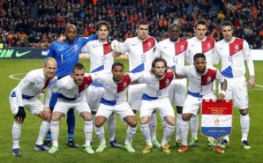 Kejanggalan Pertandingan Persahabatan China Vs Belanda